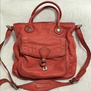 Marc By Marc Jacobs Crossbody/Tote Bag/Salmon-Pink